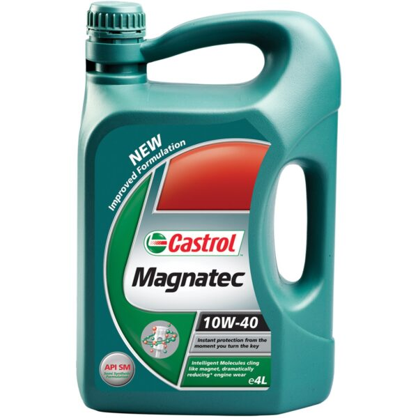 Castrol Magnatec 4L 10W40 Car Engine Oil